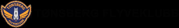 Tønsberg Flyveklubb Logo